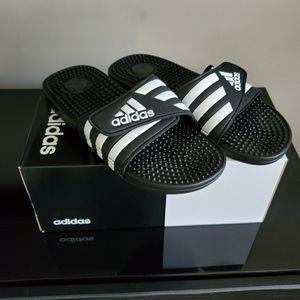 Adidas Slides Women's Size 8
